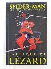 Spider-Man les Incontournables - T2 - L'Attaque du Lézard - Panini Comics