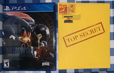 METAL WOLF CHAOS XD PS4 Special Reserve Games Limited Edition Run PlayStation 4