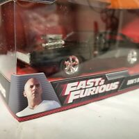 Hot Wheels Fast and Furious DOM`S DODGE HELLCAT W//REALRIDERS CUSTOM VERY SHARP!!