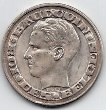 BELGIQUE Baudouin 1er 50 Francs 1958 (Français)