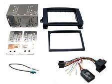 Connects2 ctkmb12 MERCEDES A CLASS 04 - 12 DOPPIO DIN completo kit di montaggio