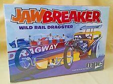 Jawbreaker Model Kit New Mpc 2015 Wild Rail Dragster 1:25 Mpc821/12 Sealed Box.