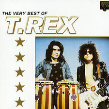 T-REX - The Very Best of MARC BOLAN (CD, RARE OOP 1991 UK Import)