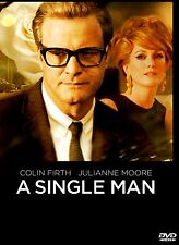 NEW DVD // A SINGLE MAN - COLIN FIRTH,JULIANNE MOORE,//ENGLISH & FRENCH