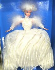 Snow Princess Barbie Doll Enchanted Seasons Collection Limited Edition 1994 MIB