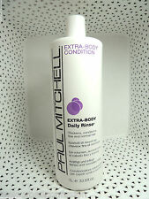 Paul Mitchell Extra Body Conditioner EXTRA BODY DAILY RINSE 33.8 oz - NEW  @