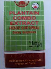 Plantain Combo Extract - Prostate Gland Formula - 前列通