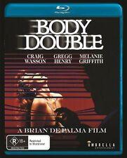 Body Double (Blu-ray) THRILLER Craig Wasson Gregg Henry [Region B] New/Case DMG