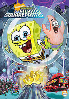 SpongeBob SquarePants - Atlantis SquarePantis (DVD, 2007)