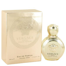 Versace Eros by Versace 3.4 oz 100 ml EDT Spray Perfume for Women New in Box
