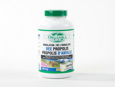 ORGANIKA Bee Propolis 500mg 200 capsules 蜂膠萃取 增强免疫力 糖尿病 x 10瓶