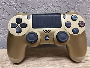 Sony PlayStation PS4 Dualshock 4 Wireless Controller - Gold