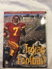 1999 University of Southern California Trojan Football Media Guide - 300 Pages
