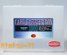 KMC CARD BARRIER BOX 1000 TCG Card Case Storage box