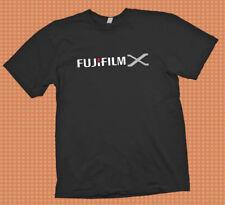 Fujifilm X series Fuji Camera logo t shirt  S -  3XL nikon canon go pro
