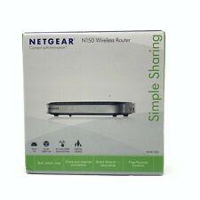 Netgear N150 150 Mbps 4-Port 10/100 Wireless N Router (WNR1000)