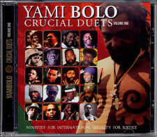 Music CD Yami Bolo Crucial Duets Vol One Reggae Roots Dancehall Sealed Import