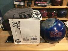 DV8 Freakshow Blue / Platinum 16lbs NIB & With Towel & Stickers Great Spec.'s!!!
