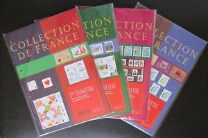 FRANCE - ANNÉE 2011 - PROGRAMME PHILATÉLIQUE COMPLET TIMBRES NEUFS**