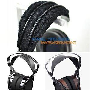 Widened Pure Wool L Size Headband Cushion For HE 400i HE 560 Headsets