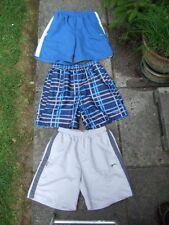 Check Regular Size Sports Shorts for Men