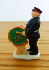 Vtg Lefton Japan Good Samaritan Society marching band drummer ceramic figurine