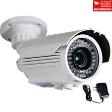 CCTV Security Camera Outdoor IR Day Night 42 LEDs with SONY Effio CCD 700TVL BTZ