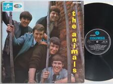 "THE ANIMALS ""THE ANIMALS"" ERIC BURDON ORIG 1ST 1964 UK COLUMBIA MOD R'n B LP!"