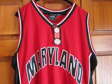 Mens Colosseum Maryland Basketball Jersey #3 Size XL NWT