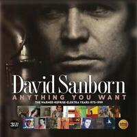 Sanborn,David - Anything You Want (3cd Set) 3CD NEU OVP