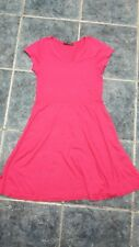 BN Women pink short sleeve dress size 10 by Atmosphere