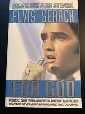 Elvis' Search For God Book / Larry Geller / Direct From Memphis