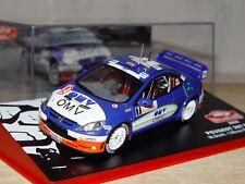 PEUGEOT 307 WRC #7 4e Monte-Carlo 2006 M.Stohl - 1/43e Altaya