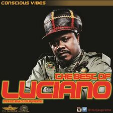 THE BEST OF LUCIANO REGGAE MIX CD