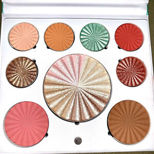 OFRA Good To Go Mini Mix Palette ALL OF THE LIGHTS Highlighter Blush Shadow  NEW
