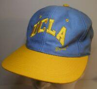 Vtg UCLA Bruins Snapback Hat Truckers Mesh Adjustable NCAA AJD Signature