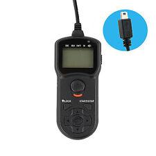 Télécommande Filaire Déclencheur Intervalle pour Fujifilm RR-80 S100FS S9000 S95