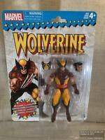 Wolverine Action Figure - New - Marvel Legends Retro 6-inch Collection - ToyBiz