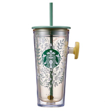 Starbucks Korea 2021 Honey Love Pop Handle Coldcup 473ml / 16oz Limited Edition