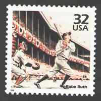 US. 3184 a. 32c. Babe Ruth. Celebrate The Century. MNH. 1998