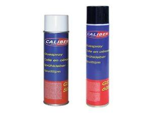 Colle Glue En Aerosol Haute Adhérence 600ml Caliber