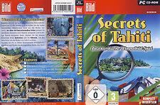 Secrets of Tahiti * fourmilière-Jeu * (PC, 2009, DVD-Box)