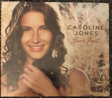 Caroline Jones - Bare Feet (CD, 2018, Mailboat) New