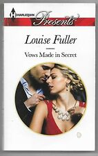Vows Made in Secret by Louise Fuller (2015, Paperback)