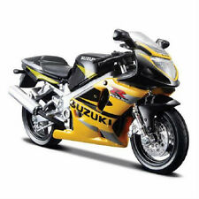 MAISTO 1:18 Suzuki GSX R600 MOTORCYCLE BIKE DIECAST MODEL TOY NEW IN BOX