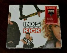 Kick [25th Anniversary Deluxe Edition] [Digipak] by INXS (2CD, Sep-2012) NEW