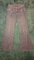Diesel Industry DENIM DIVISION   JEANS size UK  W26 L28