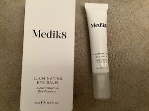 Medik8 Illuminating Eye Balm Instant Brighten Eye Formula - 15ml
