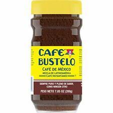Cafe Bustelo Cafe De Mexico Dark Roast Instant Coffee 7.05 oz