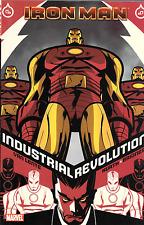 Iron Man: Industrial Revolution by van Lente, Kurth & Briones 2011, TPB Marvel